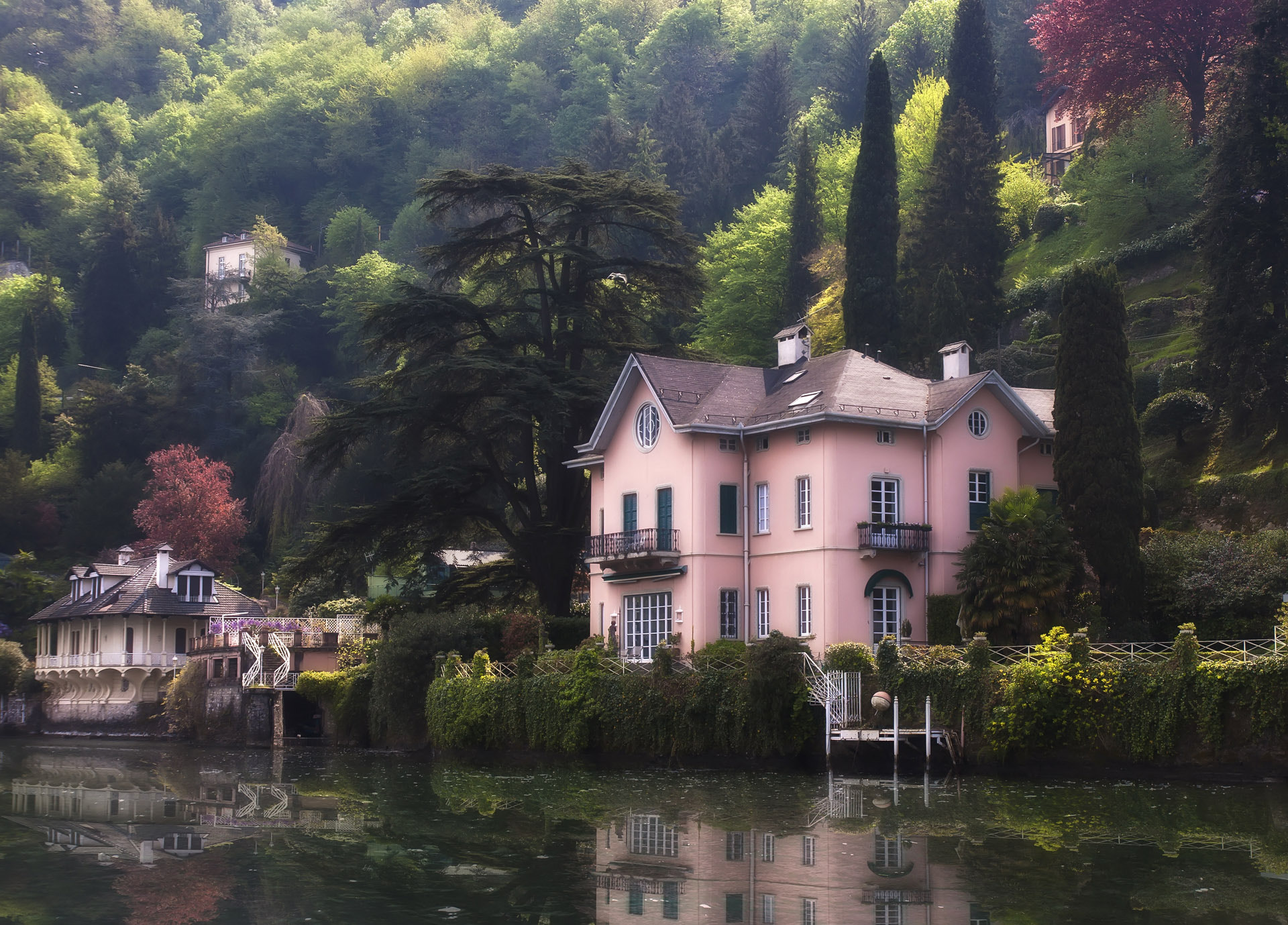 Photograph Como Lake  by dincer disbudak on 500px
