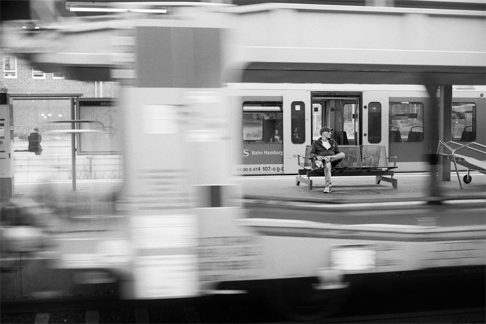 Photograph train by Michele Arpe on 500px