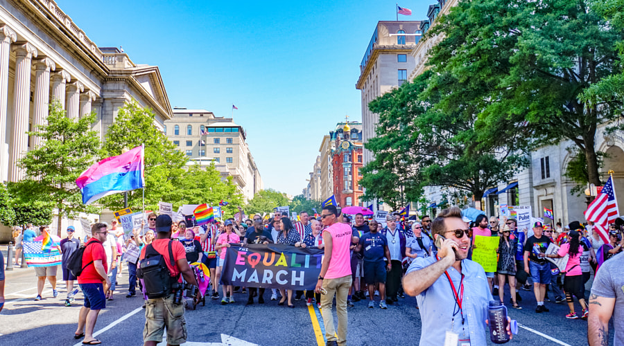 2017.06.11 Equality March 2017, Washington, DC USA 6561 by Ted Eytan on 500px.com