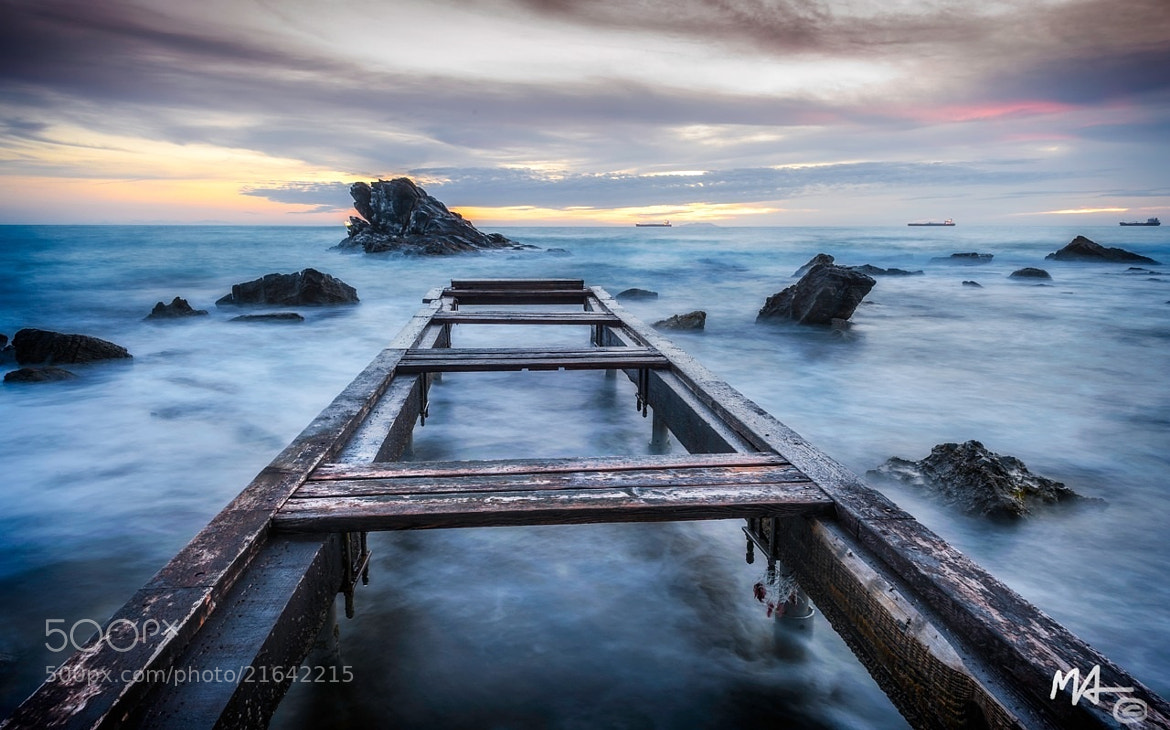 Photograph Bridge to heaven by Alessio Marradi on 500px