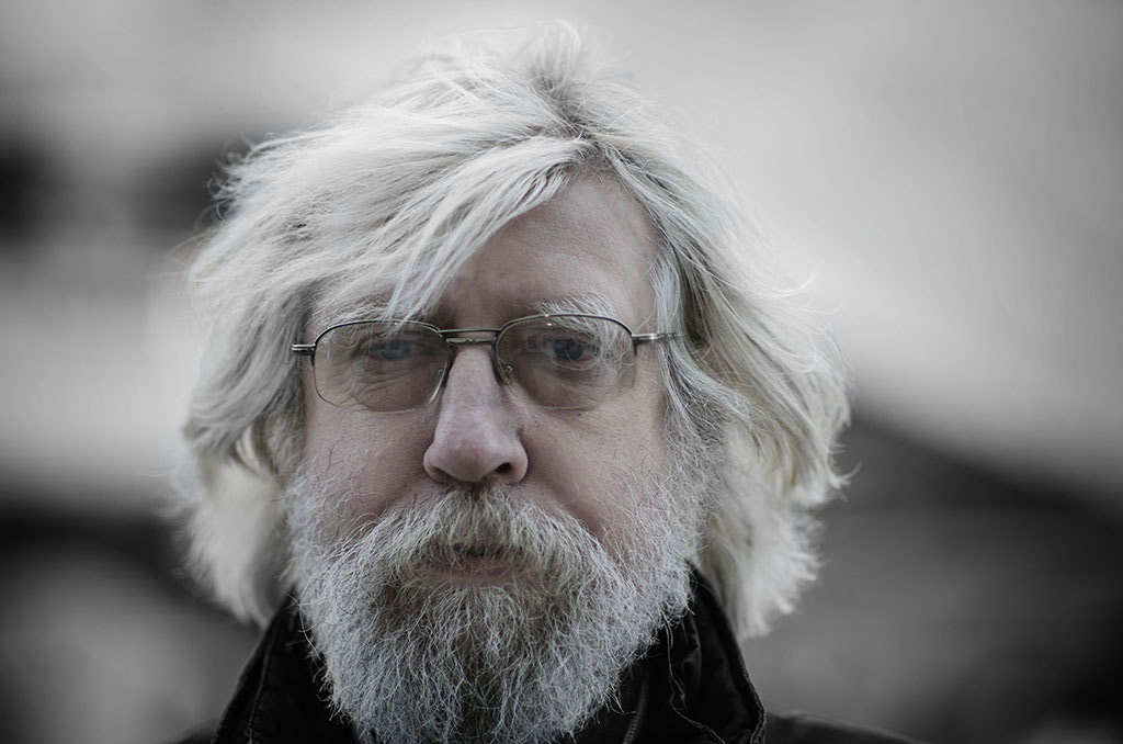 Photograph Man with white hair and beard by Mustafa Keskin on 500px