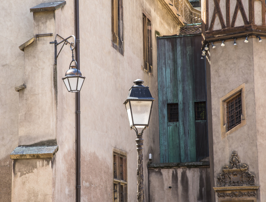 Colmar facade