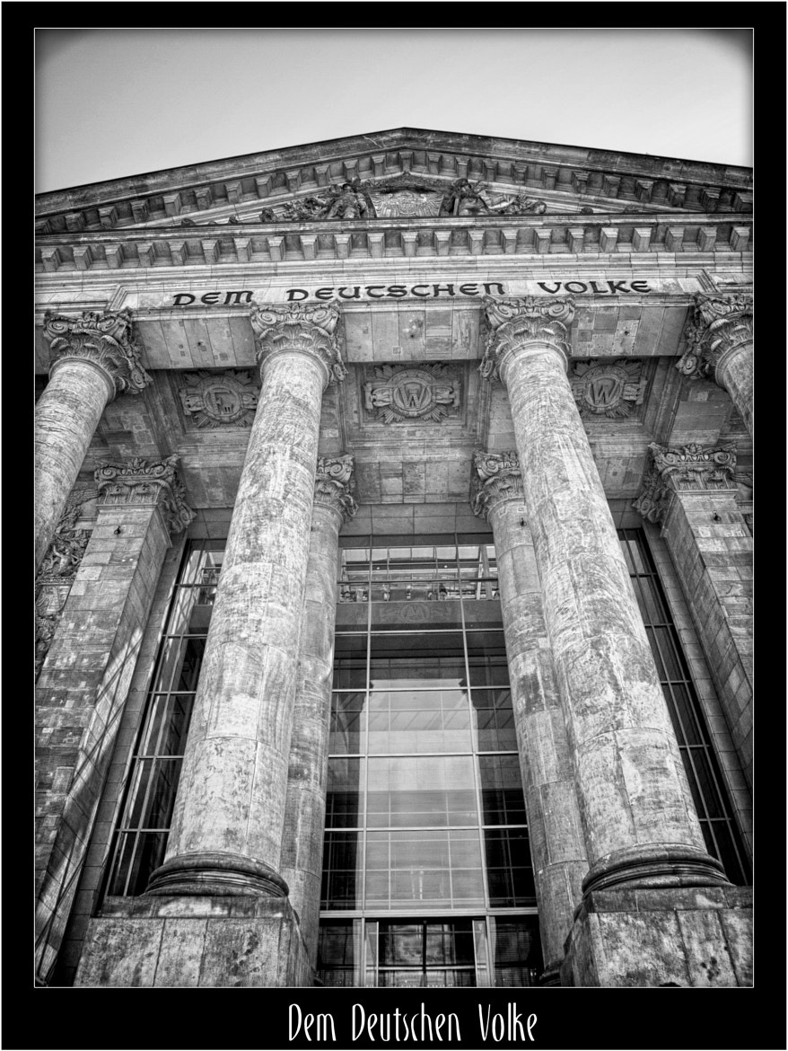Photograph Reichstag by bubu3 on 500px