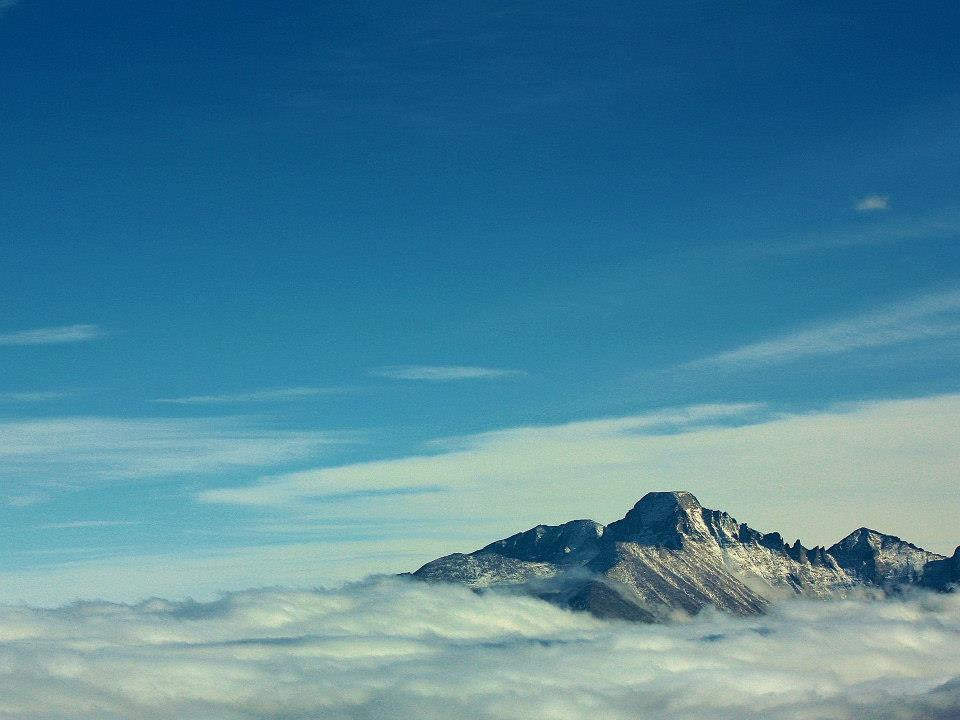 Photograph Above the Clouds by Sarah McCormick on 500px