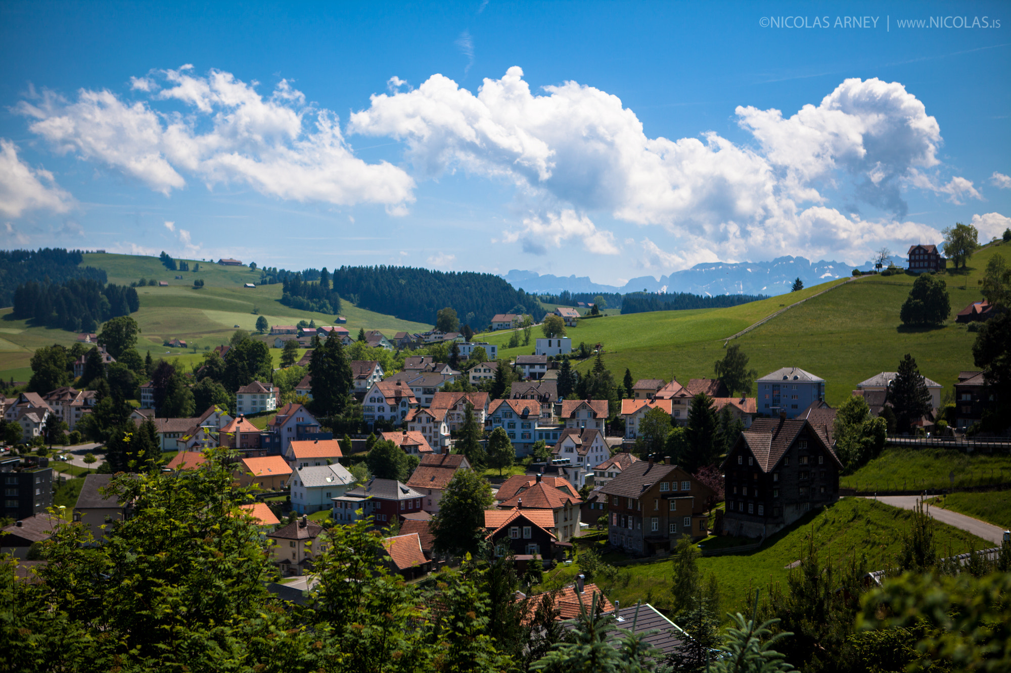 Photograph out of st gallen by Nicolas Arney on 500px