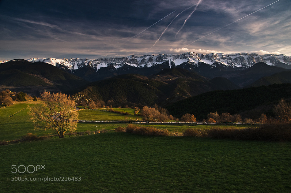 Photograph Cadi from Murar (Pyrenees) II by xavi cardell on 500px