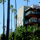 The world famous Beverly Hill Hotel.