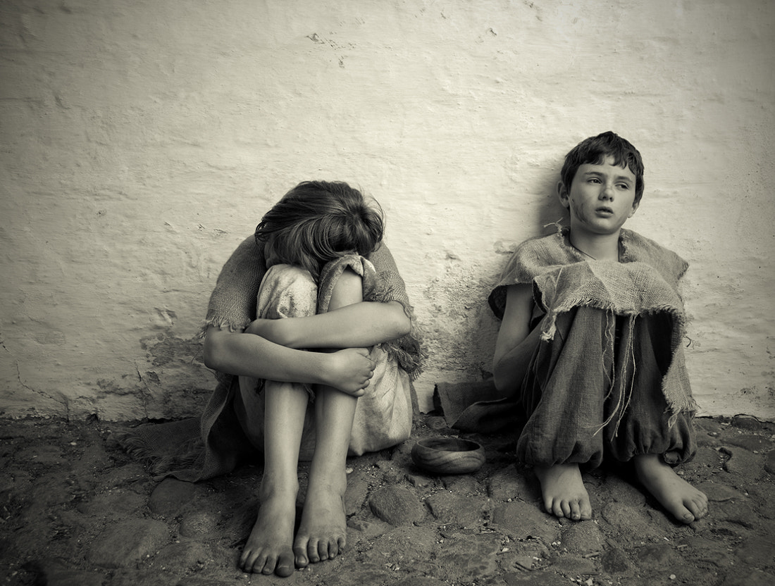 Photograph Beggars by Brian Brinch on 500px