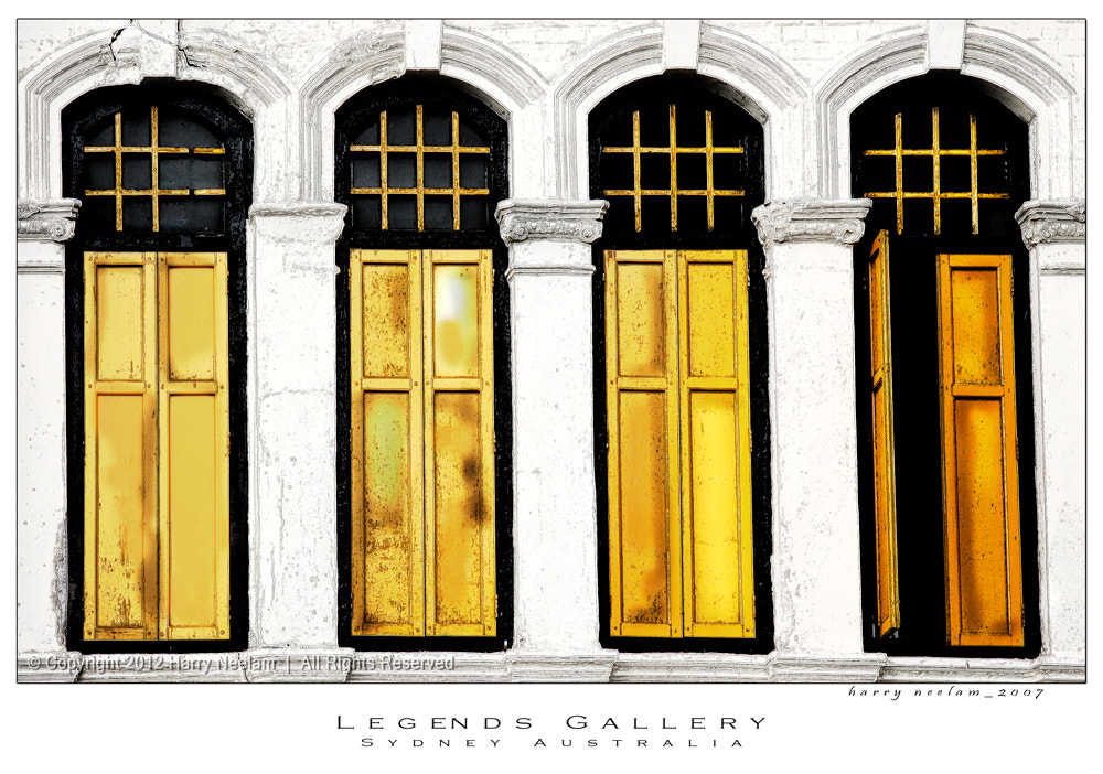 Photograph Windows on Kuala Lumpur street by Harry Neelam on 500px