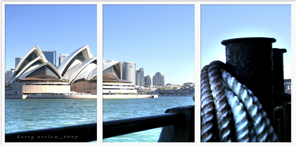 Photograph Sydney Opera House [Tryptych] by Harry Neelam on 500px