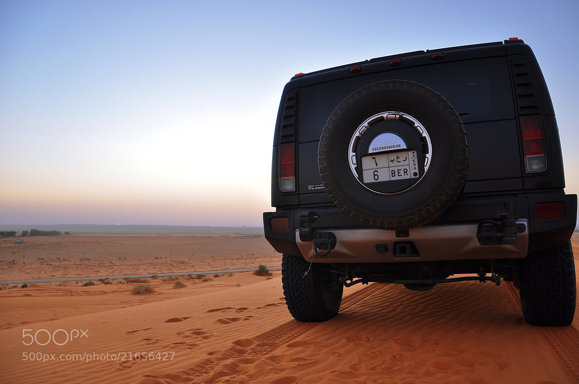 Photograph Hummer H2 by ab aljaser on 500px
