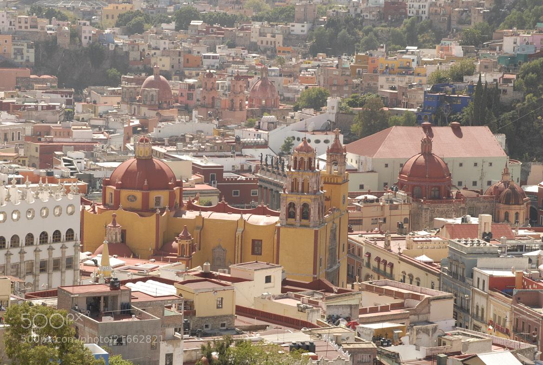Photograph Guanajuato, Guanajuato (Cervantino) by Laura A  Verde on 500px