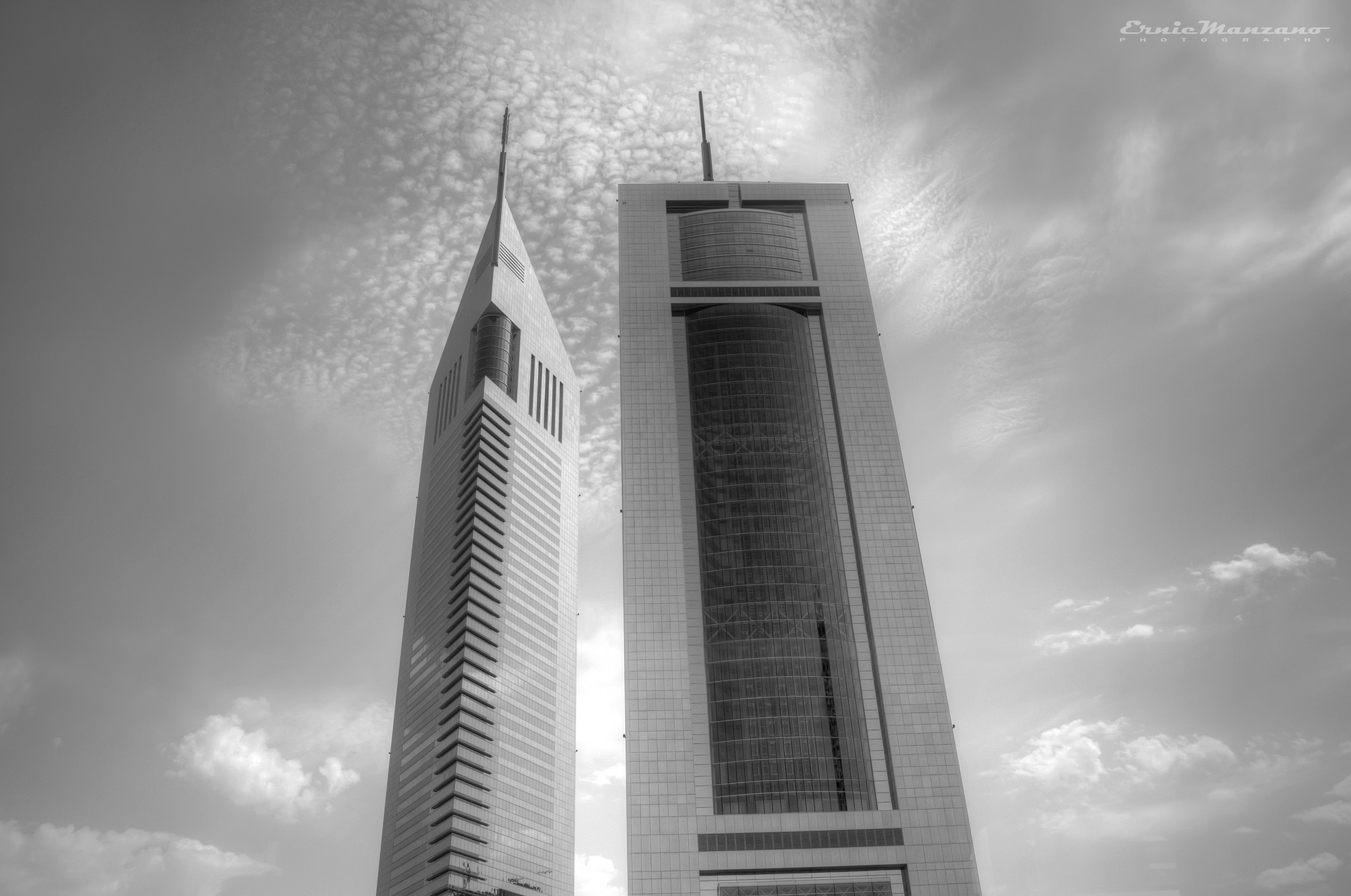 Photograph Emirates Towers by Ernie Manzano on 500px
