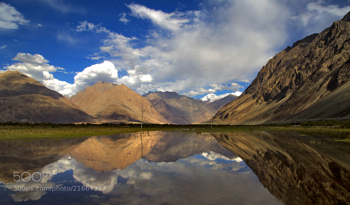 Photograph Nature's Mirror by Jassi Oberai on 500px