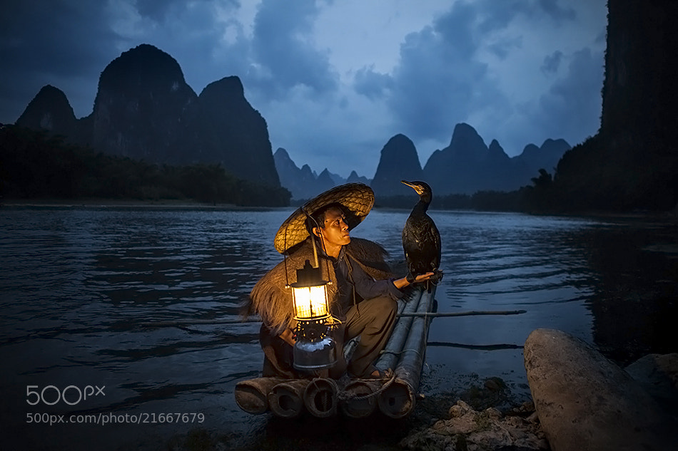 Photograph Fishing the Li by Michael Steverson on 500px