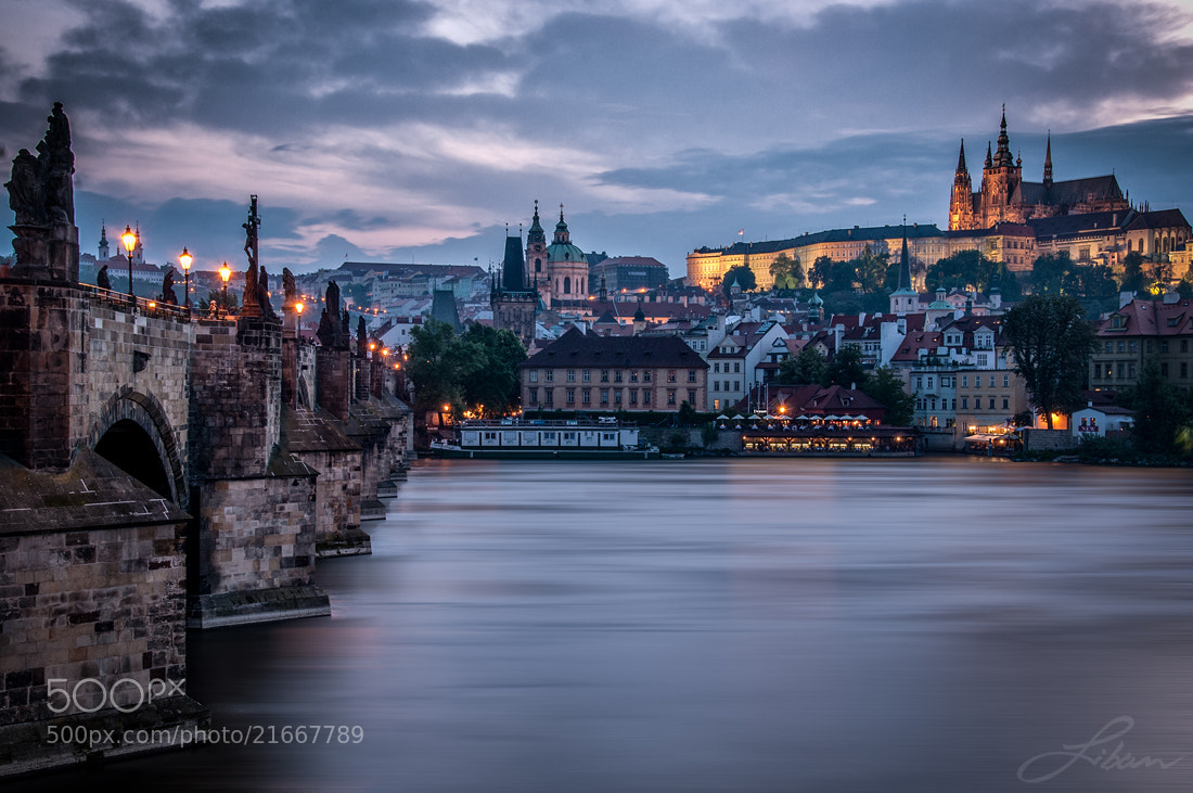Photograph Prague by Liban Yusuf on 500px