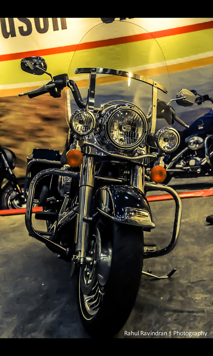 Photograph Harley Davidson !! by Rahul Ravindran on 500px
