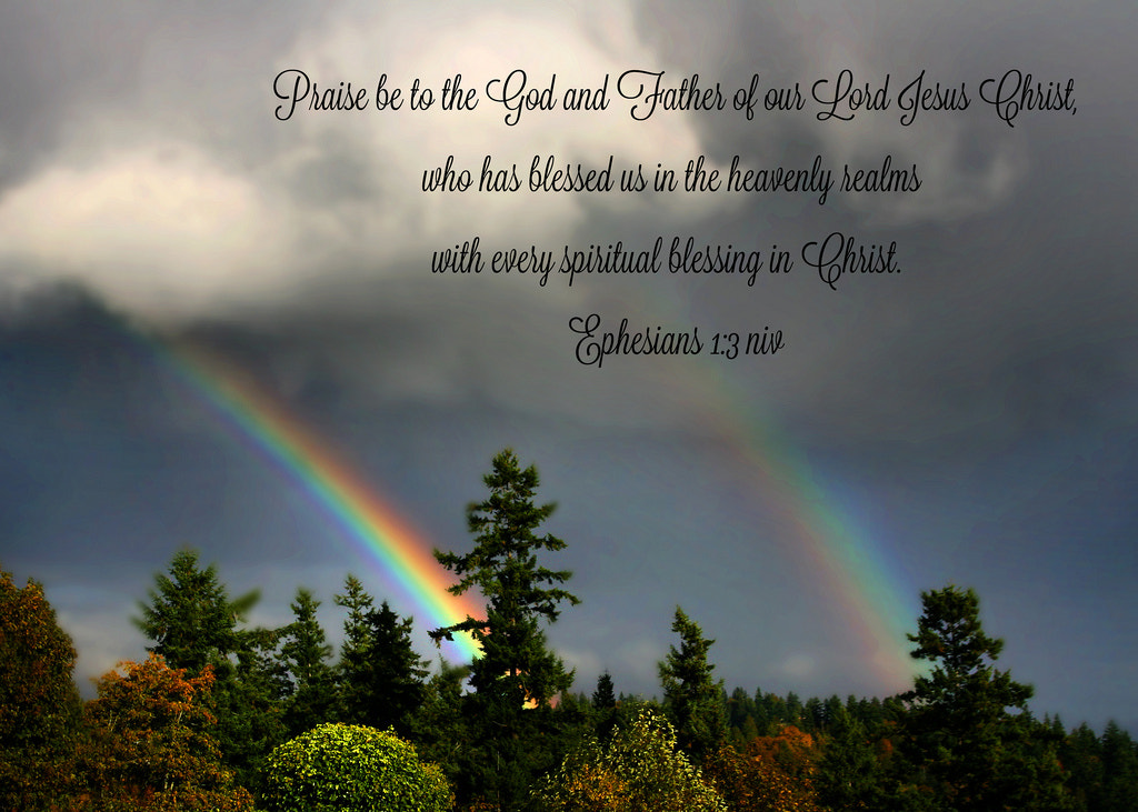 Photograph Ephesians 1:3 by Janine Russell on 500px