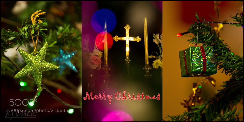 Photograph Merry Christmas by Rahul Jain on 500px
