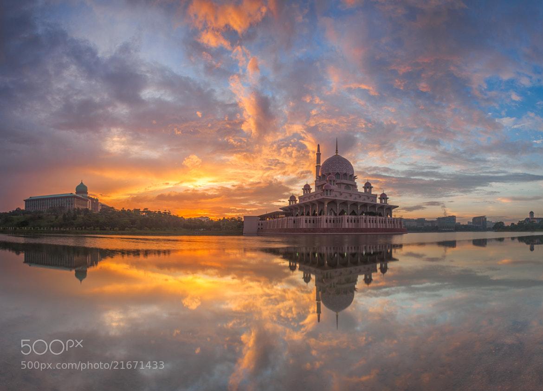 "Photograph Putra Mosque: "" On that day..."" by Hafidz Abdul Kadir on 500px"