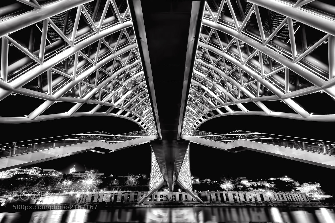 Photograph Under The Bridge by Roland Shainidze on 500px