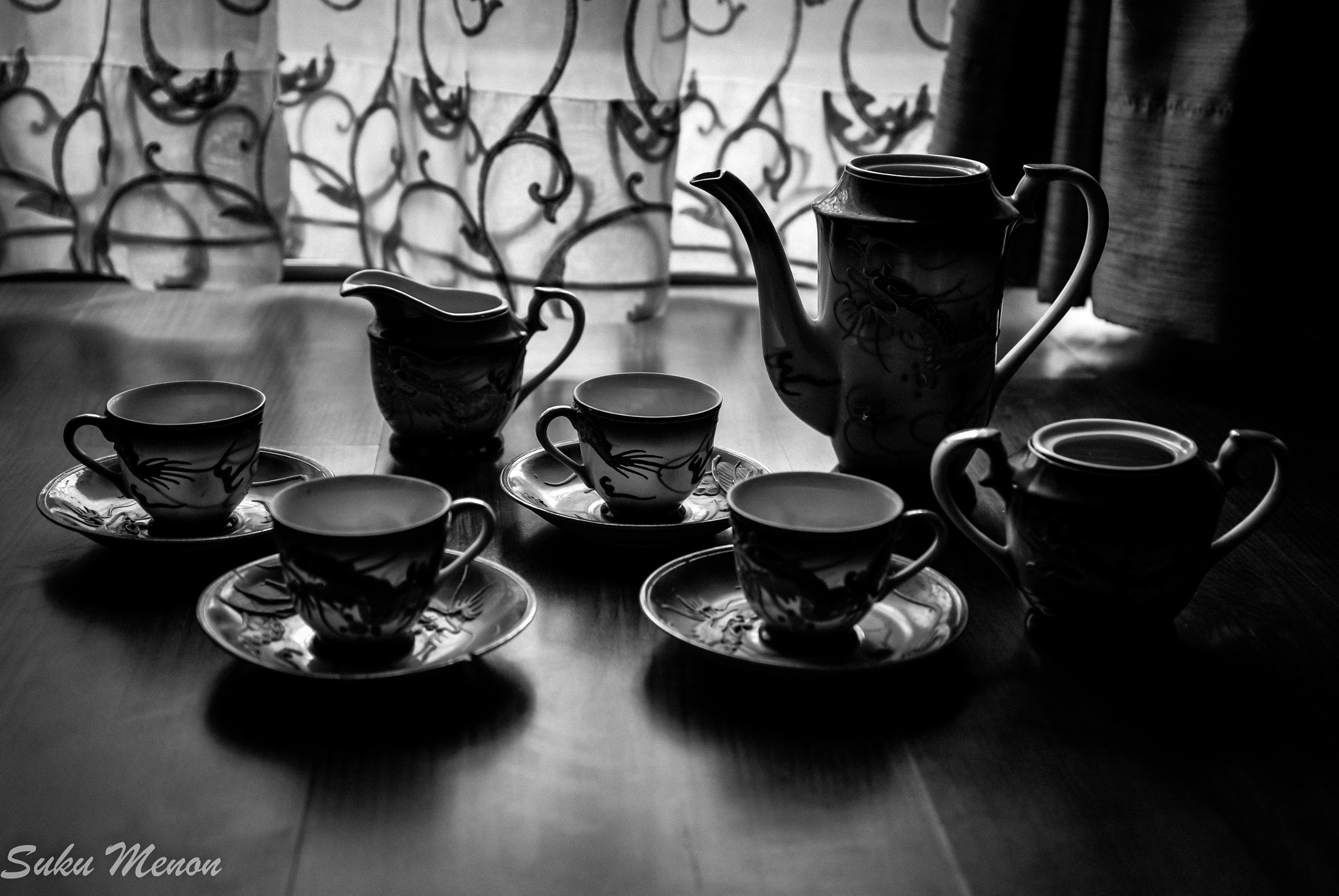 Photograph Tea Cup Medley - 1 by Sukumaran Menon on 500px