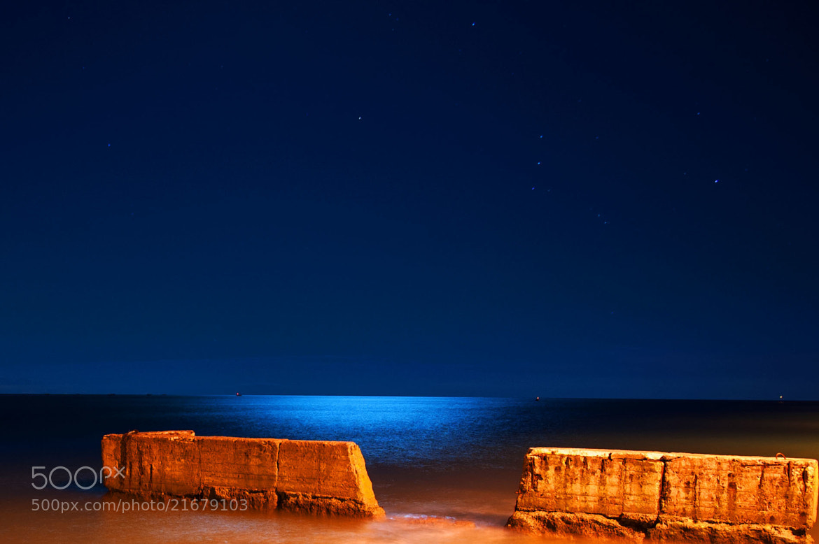 Photograph Orion sea gate by Stefano Crea on 500px