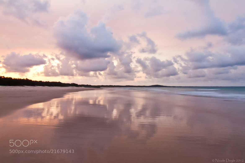 Photograph Mirror on Main Beach by Nicole Doyle on 500px