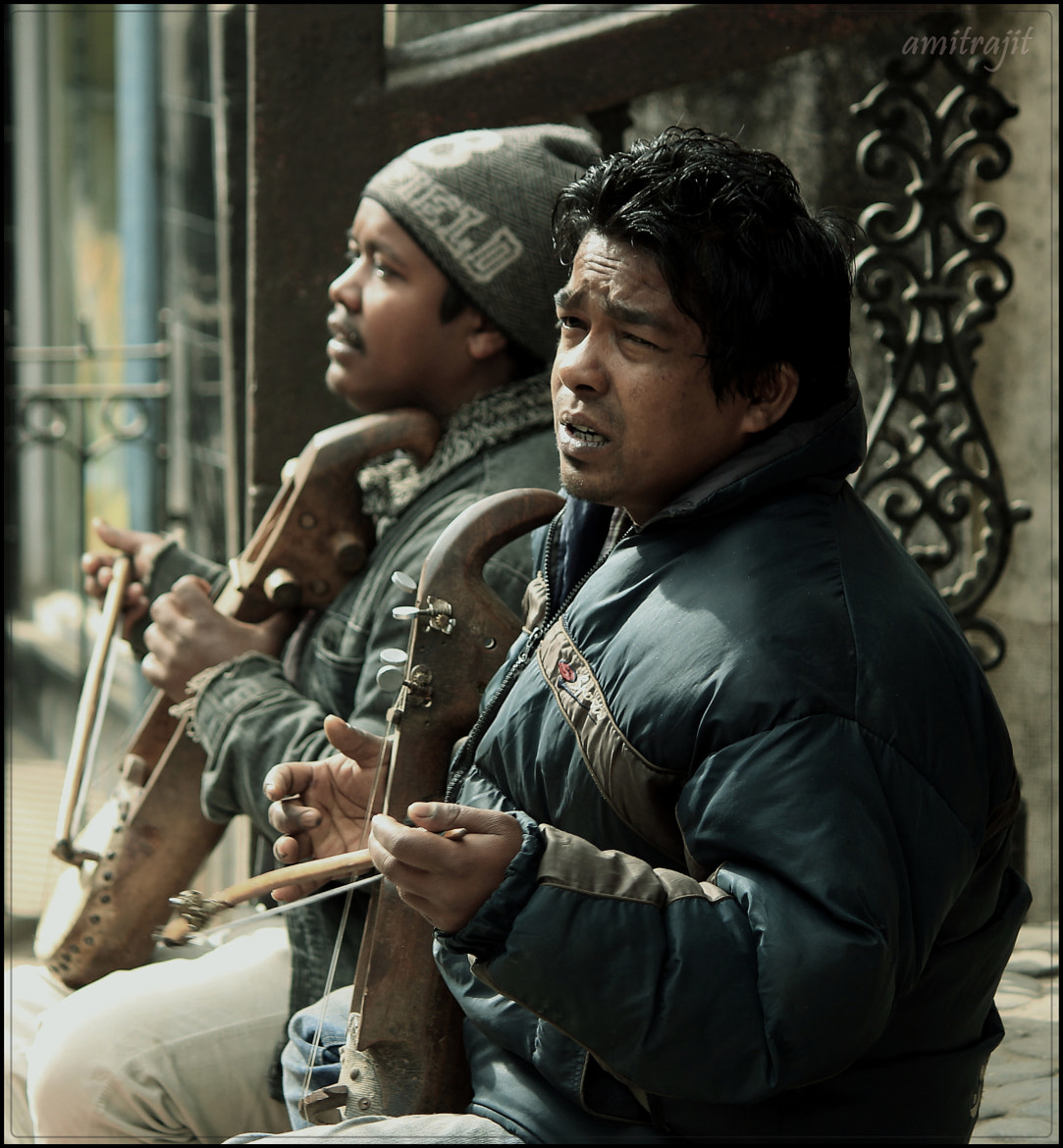 Photograph Folk musicians by Amitrajit Niyogi on 500px