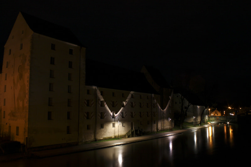 Photograph Straubing at Night by Patrick Altmann on 500px