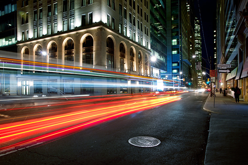 Photograph Bay Street by Miles Storey on 500px