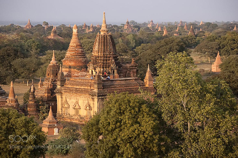 Photograph City of 2000 Pagodas by Csilla Zelko on 500px