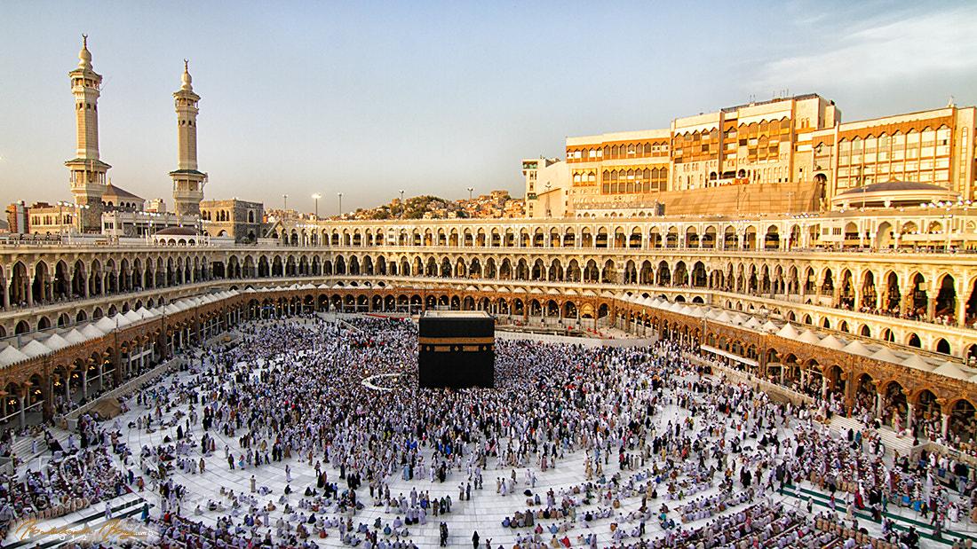 Photograph center of Islam by Abdulkadir Abaz on 500px