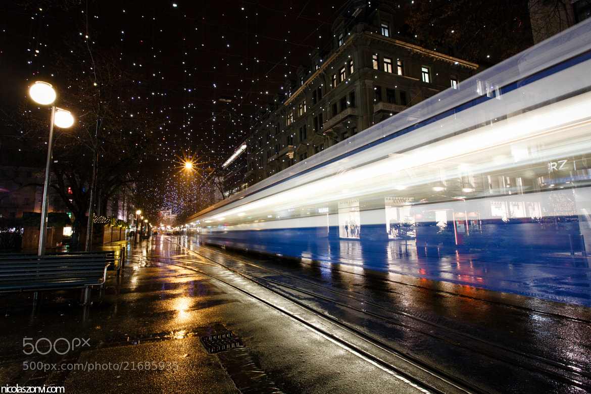 Photograph December in Zürich by Nicolas Zonvi on 500px