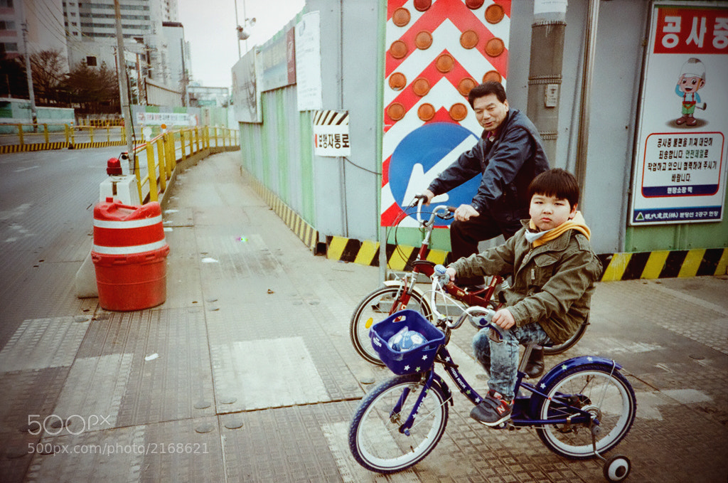 Photograph The Joy of Cycling by Charlie Suh on 500px