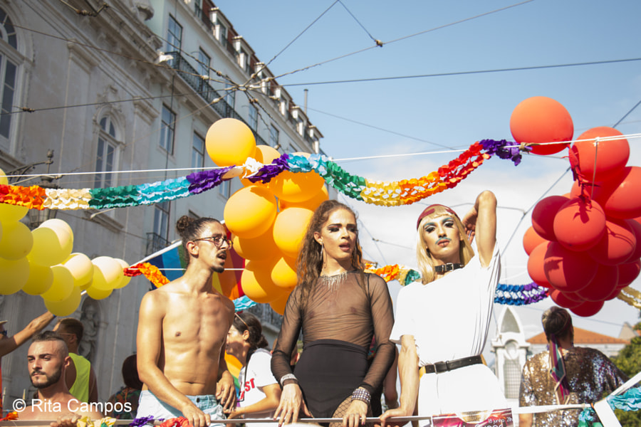 Lisbon Pride 2017 by Rita Campos on 500px.com