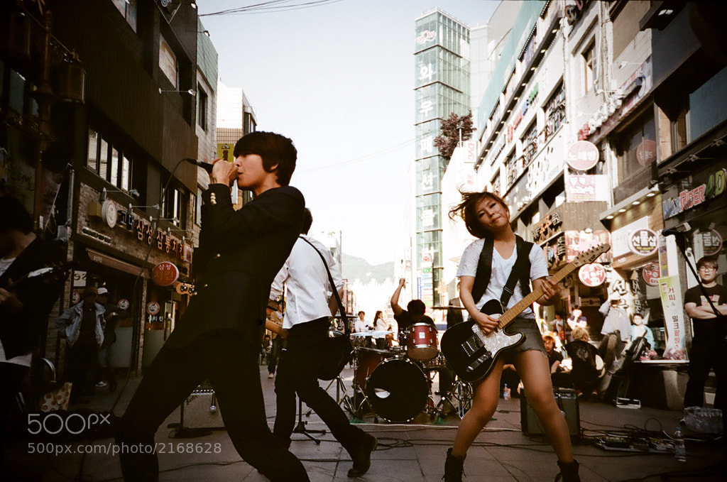 Photograph Rock the Street by Charlie Suh on 500px