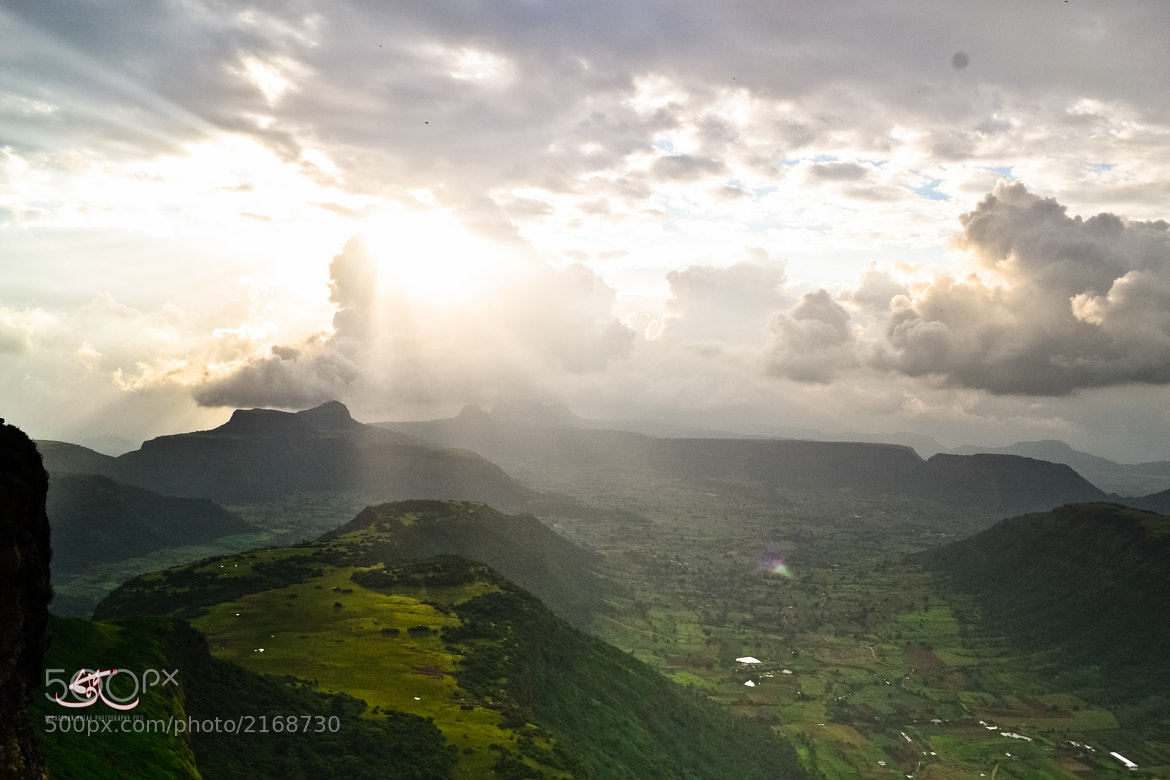 Photograph Rays from heaven by SUDARSHAN SUTAR on 500px