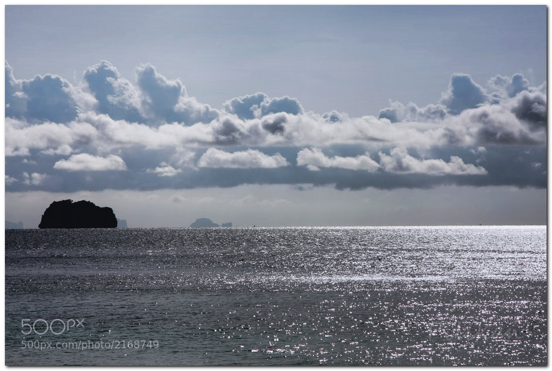 Photograph Silver cloud by Pilikan Ch on 500px
