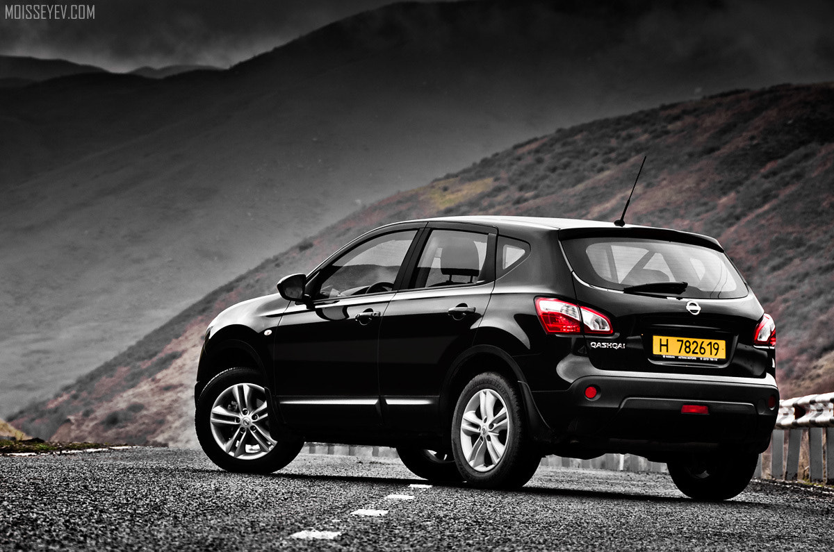 Photograph Nissan Qashqai by Andrey Moisseyev on 500px
