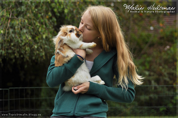 Photograph Bentley and Me by Malin Hultman on 500px