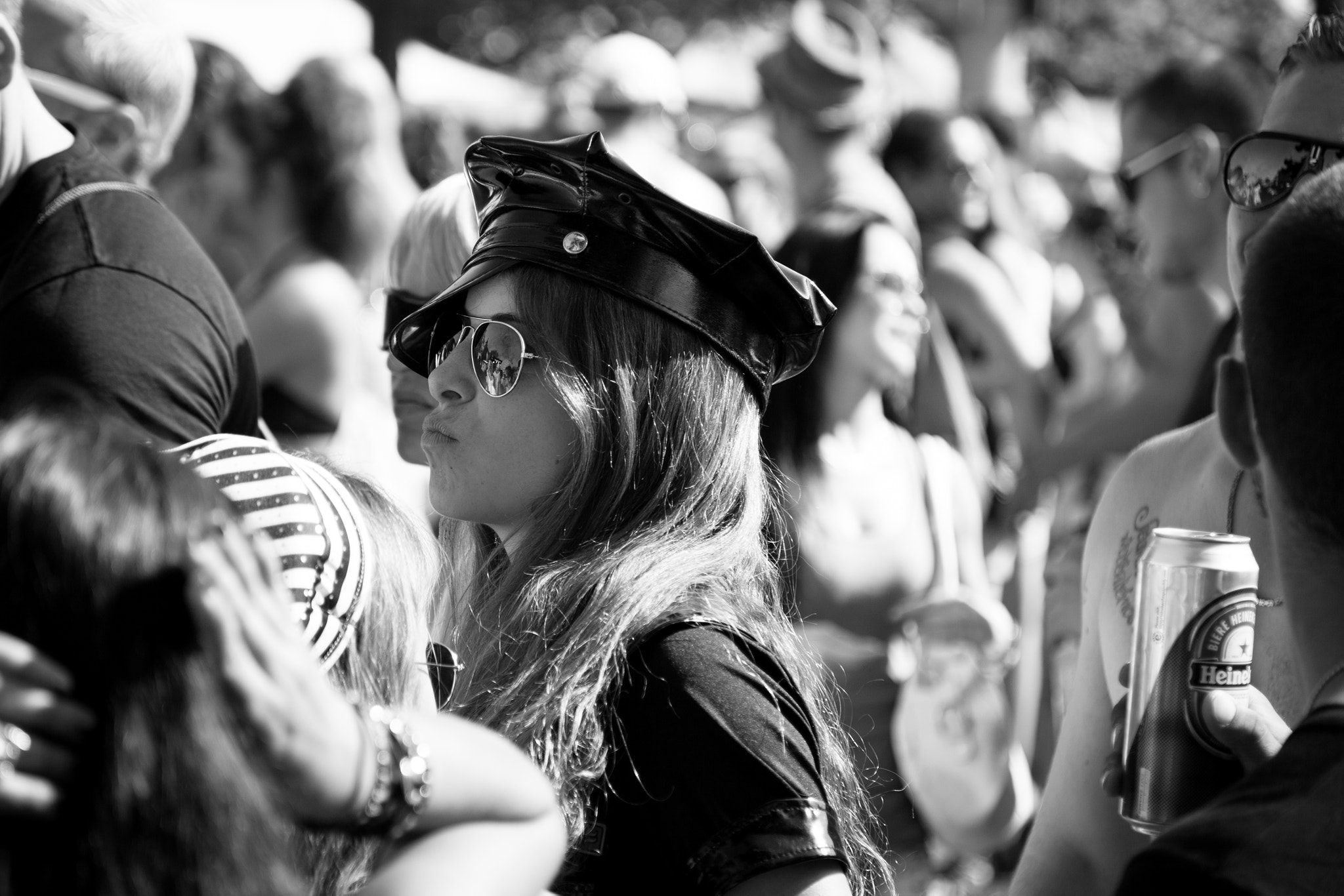 Photograph Police woman! by Xavier   on 500px