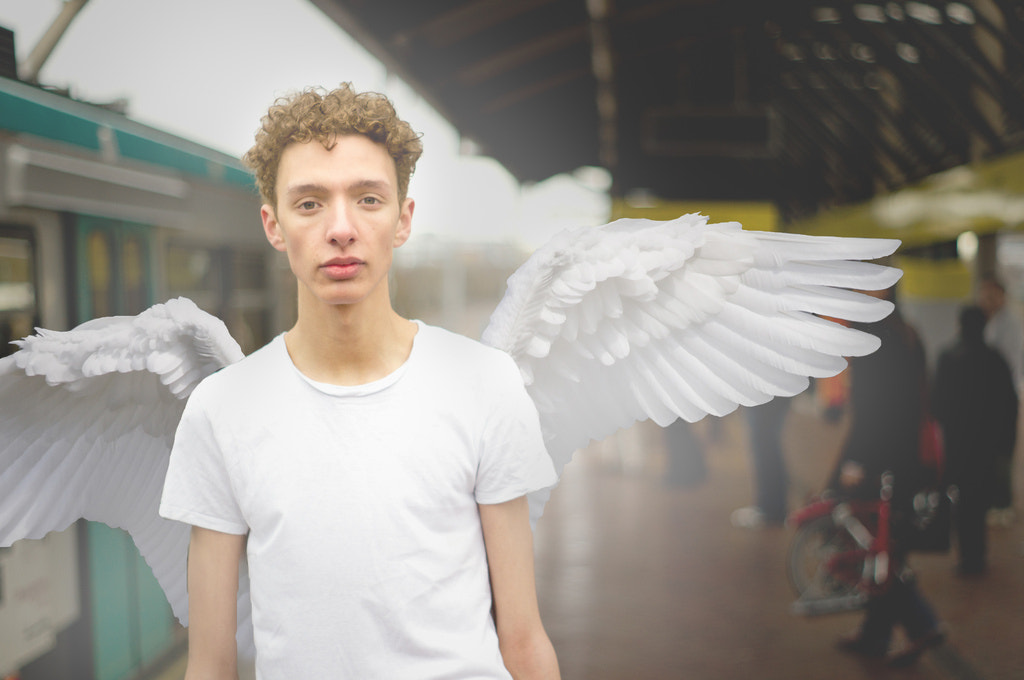 Photograph Urban Angel of Manchester by Phil Sproson on 500px