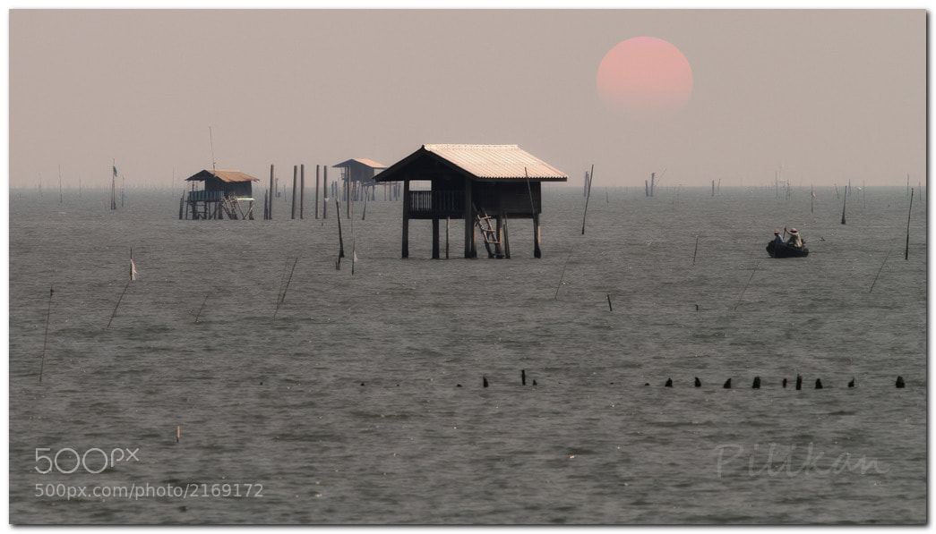 Photograph Fisherman Village by Pilikan Ch on 500px