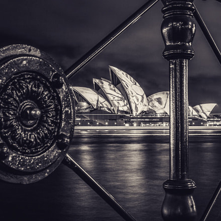The most photographed building in Australia. But, for good reason.