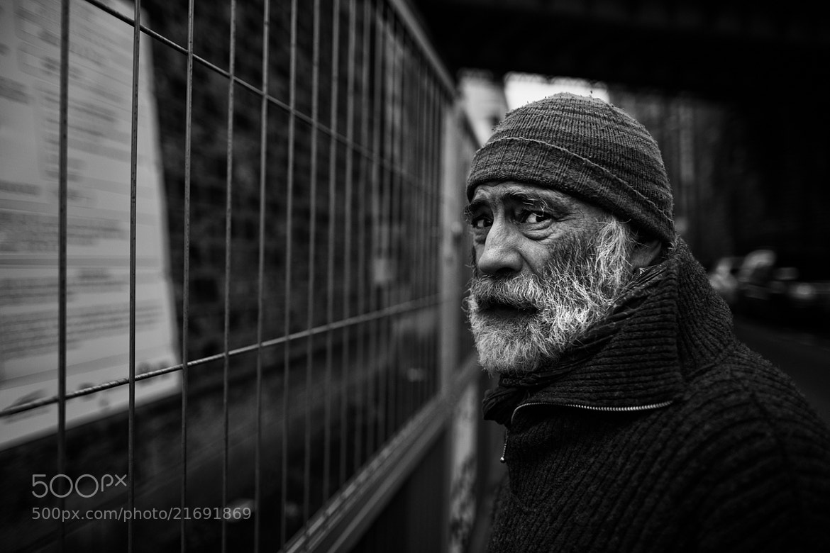 Photograph His name was Somerville by Christophe Debon on 500px