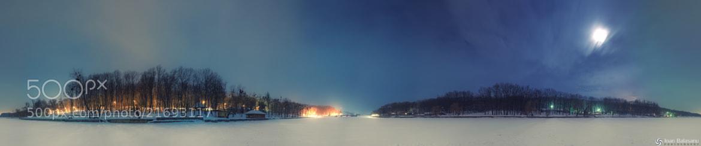Photograph Panorama - Lac Ciric by Ioan Balasanu on 500px