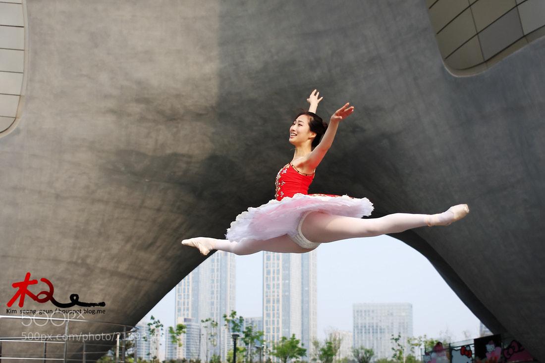 Photograph Ballerina by kim seong-geun on 500px