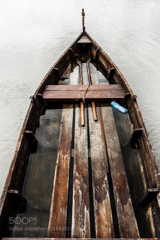 Photograph Boat by Zoltán Istvánffy on 500px