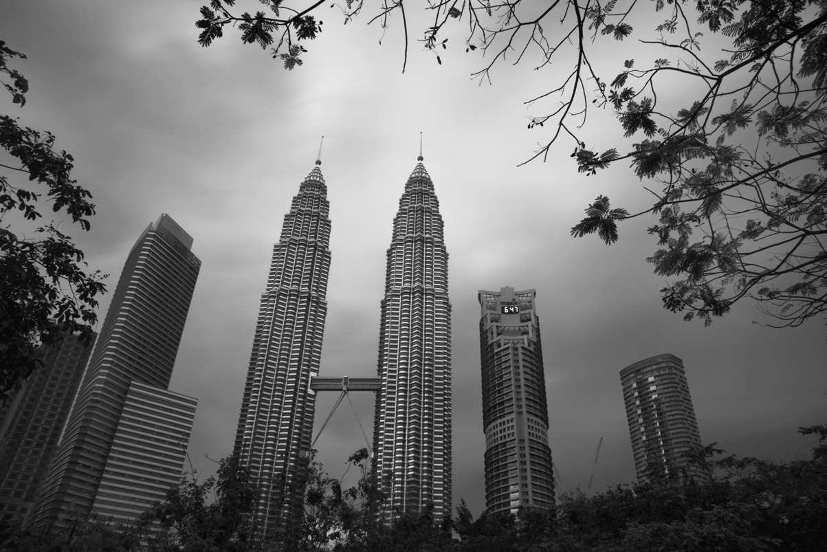 Photograph Petronas Towers by Fred Melot on 500px
